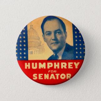 Badge Rétro kitsch vintage Humphrey pour le bouton de
