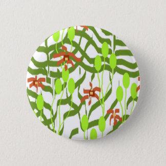 Badge Rétro papier peint - Broadhurst inspiré