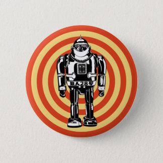 Badge Rétro robot japonais