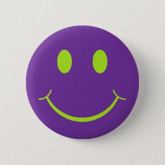 Badge Rétro smiley