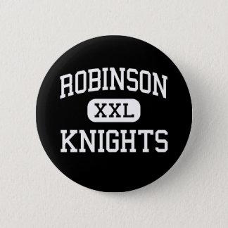 Badge Robinson - chevaliers - lycée - Tampa la Floride
