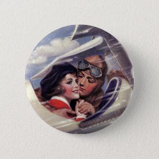 Badge Romance dans le ciel