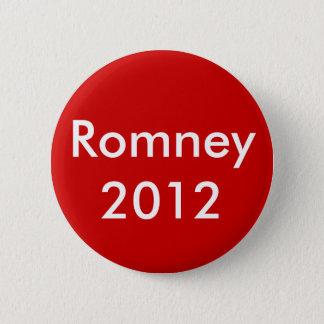 Badge Romney 2012