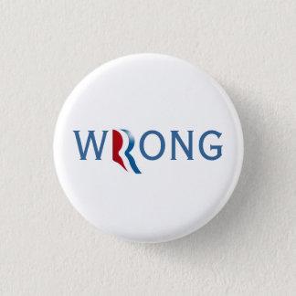 Badge Romney Ryan 2012 - bouton faux