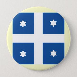 Badge Rond 10 Cm Amiral grec de marine, Grèce