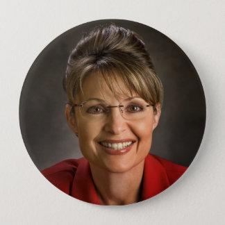 Badge Rond 10 Cm Bouton de Palin