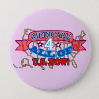 Badge Rond 10 Cm DM pour tous !