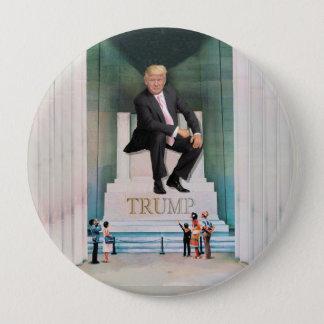 Badge Rond 10 Cm Son Trumpness royal