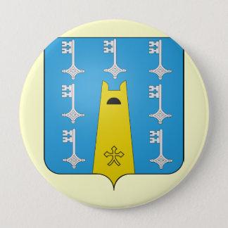 Badge Rond 10 Cm Vallée de Mozabite, Algérie