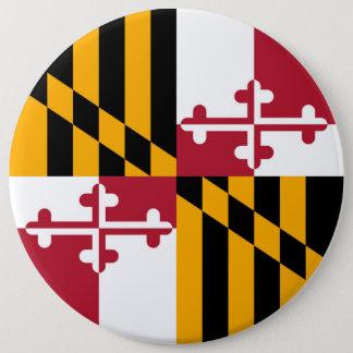 Badge Rond 15,2 Cm Décoration de conception de drapeau d'état du