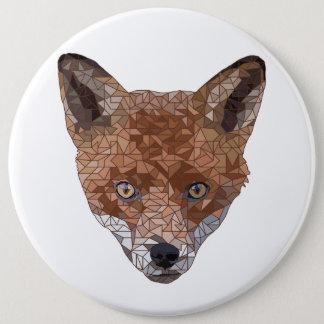Badge Rond 15,2 Cm Felix le Fox