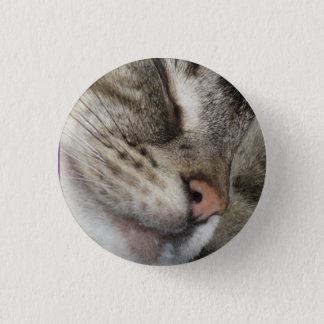Badge Rond 2,50 Cm amour de chaton