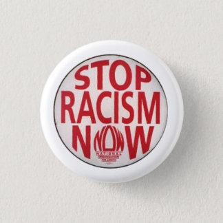 Badge Rond 2,50 Cm Arrêtez les personnes étant racistes