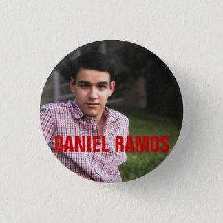 Badge Rond 2,50 Cm Bouton 2 de Daniel