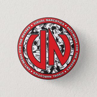 Badge Rond 2,50 Cm Bouton anonyme de navigation verticale