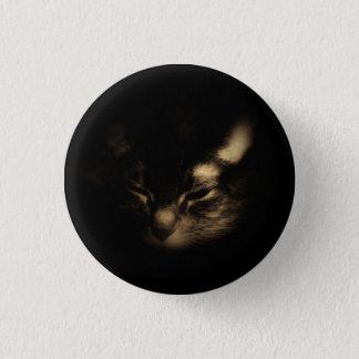 Badge Rond 2,50 Cm Bouton de chat