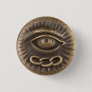 Badge Rond 2,50 Cm Bouton de poignée de porte de camarades impairs