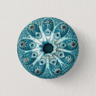 Badge Rond 2,50 Cm Bouton de polycyclus de Botryllus