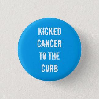 Badge Rond 2,50 Cm Bouton de récompense de la vie - Cancer donné un