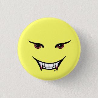 Badge Rond 2,50 Cm Bouton de vampire