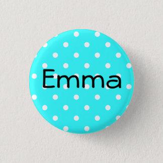 Badge Rond 2,50 Cm Bouton d'Emma