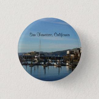 Badge Rond 2,50 Cm Bouton du pilier 39 #8 Pinback de San Francisco