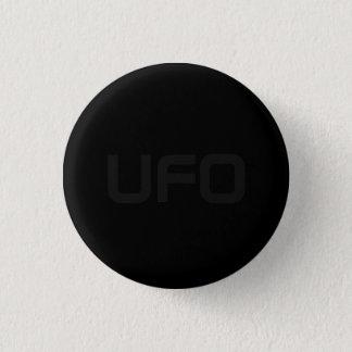 Badge Rond 2,50 Cm Bouton d'UFO