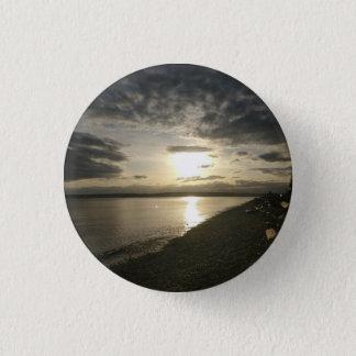Badge Rond 2,50 Cm Coucher du soleil