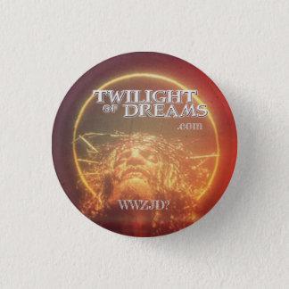 Badge Rond 2,50 Cm Crépuscule des rêves WWZJD ? Bouton