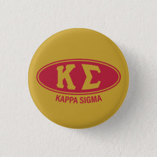Badge Rond 2,50 Cm Cru du sigma | de Kappa