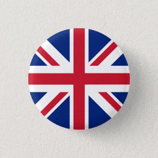 Badge Rond 2,50 Cm Drapeau du Royaume-Uni