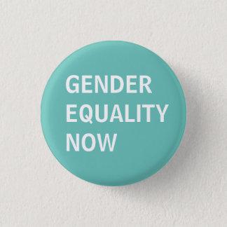 Badge Rond 2,50 Cm Égalité entre les sexes maintenant