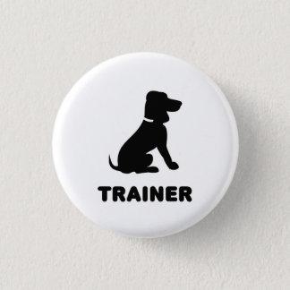 Badge Rond 2,50 Cm Entraîneur de chien