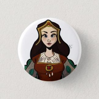 Badge Rond 2,50 Cm Épouses d'insigne de Henry VIII - Jane Seymour