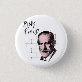 Badge Rond 2,50 Cm Freud rose Sigmund Freud