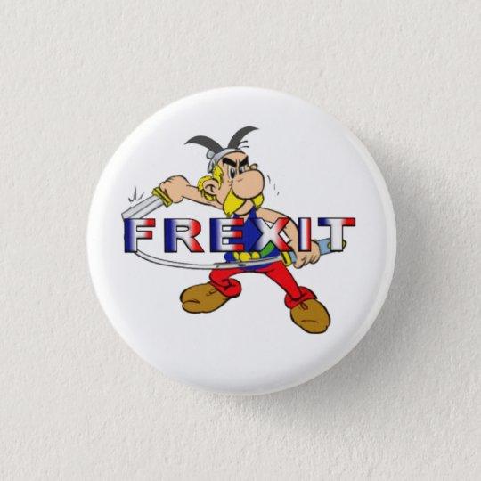 Badge Rond 2,50 Cm frexit