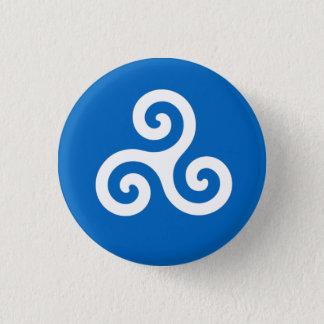 Badge Rond 2,50 Cm Insigne celtique écossais