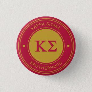 Badge Rond 2,50 Cm Insigne du sigma | de Kappa