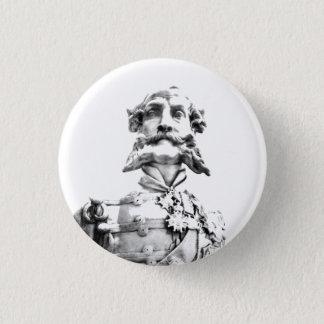 Badge Rond 2,50 Cm Insigne victorien de dirigeant