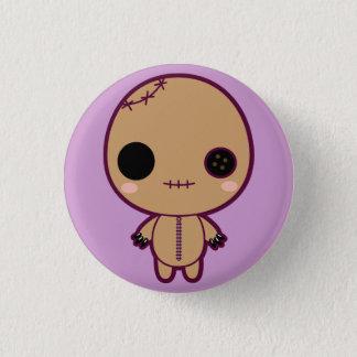 Badge Rond 2,50 Cm Itami la poupée de vaudou