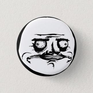 Badge Rond 2,50 Cm Je Gusta fait face à Meme