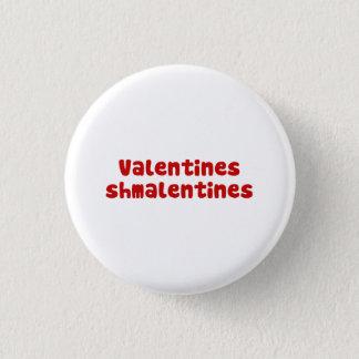 Badge Rond 2,50 Cm Jour de Schmalentines de jour de Valentines