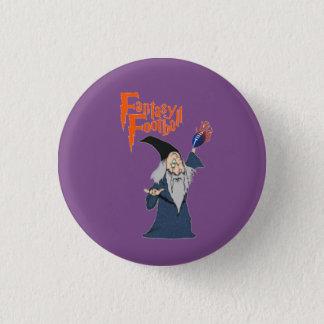 Badge Rond 2,50 Cm Magicien d'imaginaire