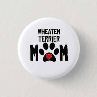 Badge Rond 2,50 Cm Maman blonde comme les blés de Terrier