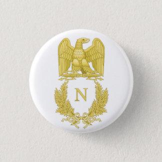Badge Rond 2,50 Cm Napoléon Empereur