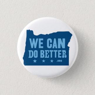 Badge Rond 2,50 Cm Nous pouvons faire un meilleur bouton