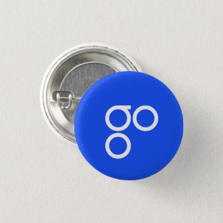 Badge Rond 2,50 Cm Petit bouton d'OmiseGO OMG