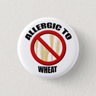 Badge Rond 2,50 Cm Petit d'avertissement vigilant médical d'Alergy de