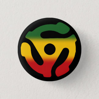 Badge Rond 2,50 Cm Pin de 45 insertions : Version de reggae