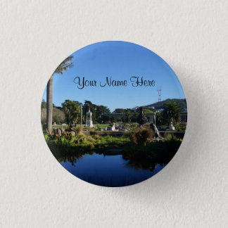 Badge Rond 2,50 Cm Piscine de bouton de Pinback d'enchantement